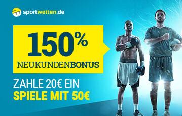 Sportwetten.de Sport Bonus