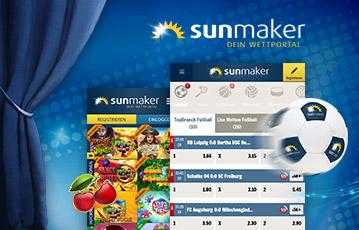 Sunmaker Spielhallen Erfahrungen und Test