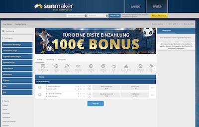 Sunmaker Pros und Contras