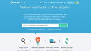 Treated Erfahrungen: Ist Treated.com legal und seriös für deutsche Patienten?