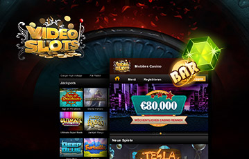 Videoslots mobiles Casino