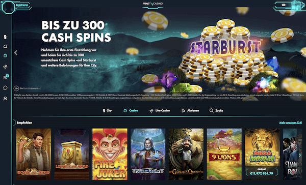 Volt Casino Erfahrungen und Test