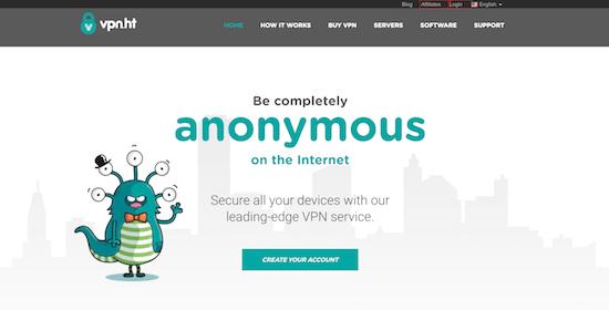 VPN.ht Erfahrungen und Test