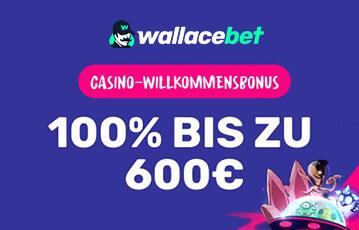 wallacebet bonus