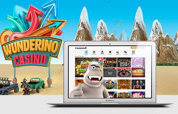 Wunderino Casino Übersicht