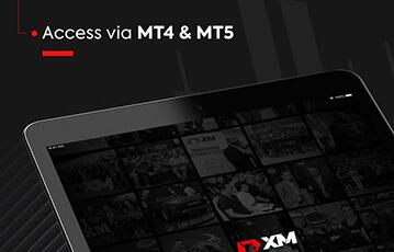 XM.com mobiles Trading
