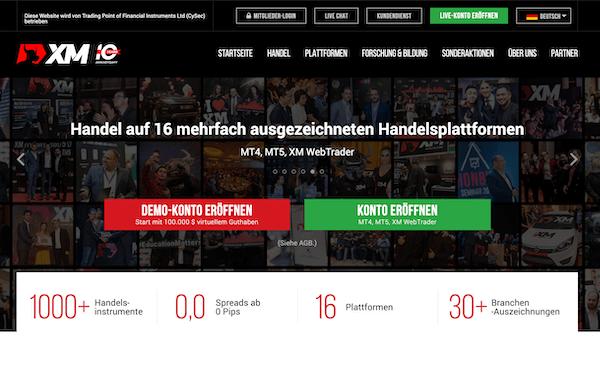 xm.com Pros und Contras